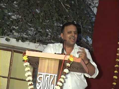Avinash Dharmadhikari Speech  Vss Warora Part 2 video