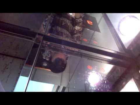 AWESOME Mitsubishi Electric elevators - Palma One, Jakarta