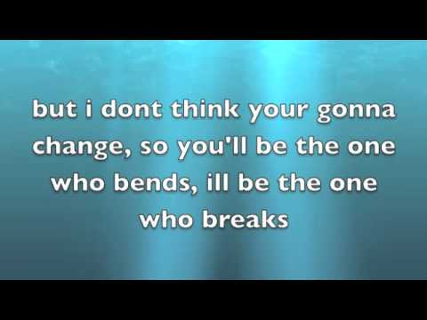 Bend or Break (Alternate Version) Lyrics by Allstar Weekend