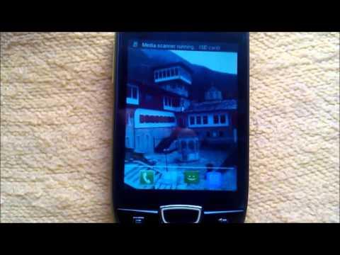 Samsung MINI GT-S5570I JELLYBLAST V3
