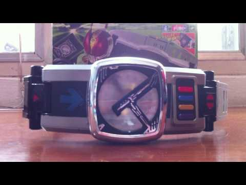 Review-DX belt Kamen Rider Den-O (Thai)