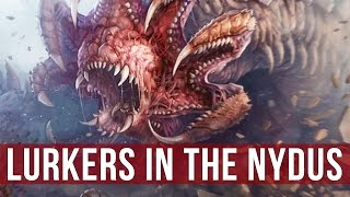 StarCraft 2: Lurkers in the Nydus Network! (Nerchio's Zerg vs Protoss)