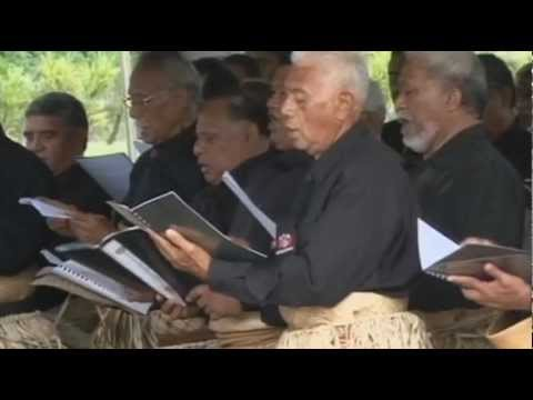 Thousands of Tongans were out in the streets to mourn their late King George Tupou V as he was buried in a state funeral. (March 27) Subscribe to the Associated Press: http://bit.ly/APYouTube...