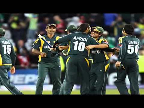 Pakistan Cricket - Jazba E Junoon - By Farooq video