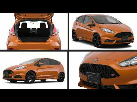 2019 Ford Fiesta Video