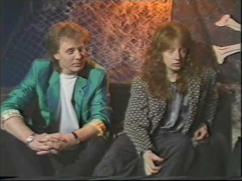 Fastway 1986 Interview (35 of 100+ Interview Series)