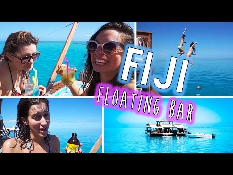 FIJI FOOD PORN & FLOATING BAR