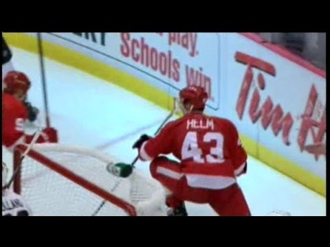 Detroit Red Wings 22 Year Playoff Streak In Review (Part 5: 09-13)