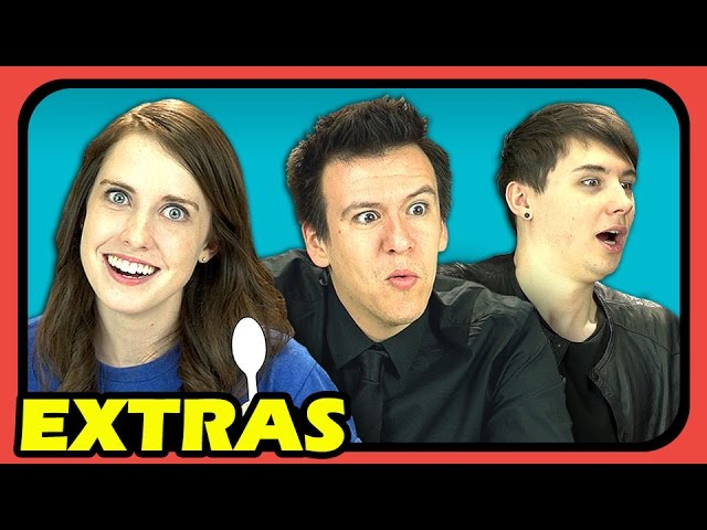 YouTubers React to The Horribly Slow Murderer with the Extremely Inefficient Weapon (EXTRAS #46)