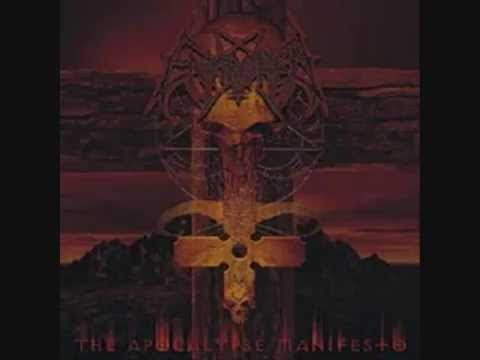 Enthroned - Death Faceless Chaos
