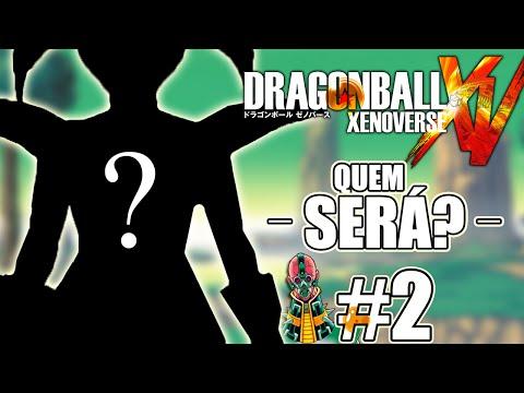 Dragon Ball Xenoverse - PT-BR #2 - A Escolha / Roupa de Ouro / Explorando a Cidade! [PS4]