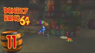 Donkey Kong 64 Part 11 Back to Factory