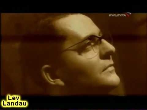 My Scientist Idol Lev Landau