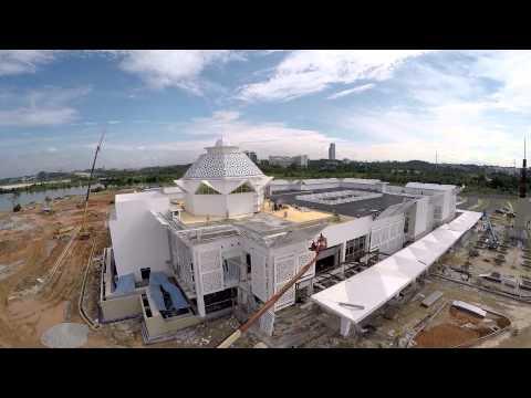Cyberjaya Mosque  -  January 2015