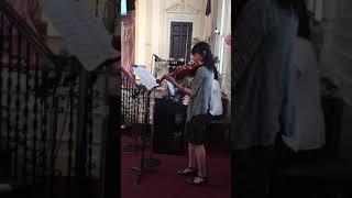 Violin music - Hannah Escudero