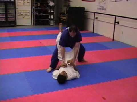 Grappling Drill G: Mount Escapes Image 1