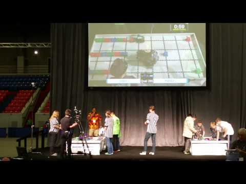VEX Worlds - Match Q398