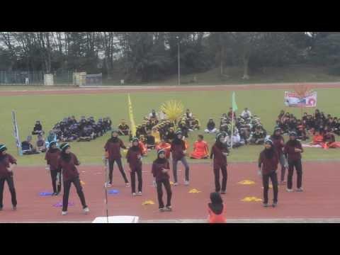 Kesuma's Senam Seni 2013 video