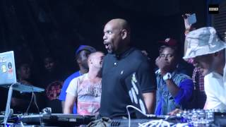 DJ Toomp Plays some of his most well known tracks at the Beat Summit New Orleans
