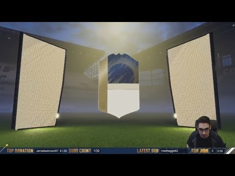 GUARENTEED ICON IN A PACK! - FUT BIRTHDAY FLORENZI & HAZARD REVIEW! - FIFA 18 ULTIMATE TEAM