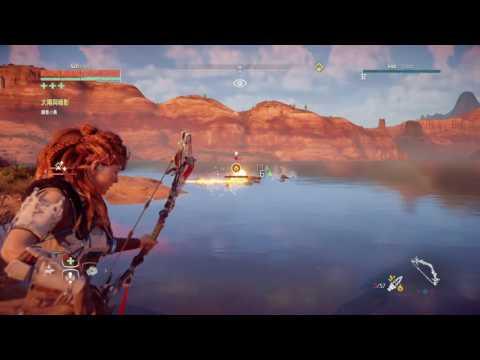 戰地記者 Horizon Zero Dawn