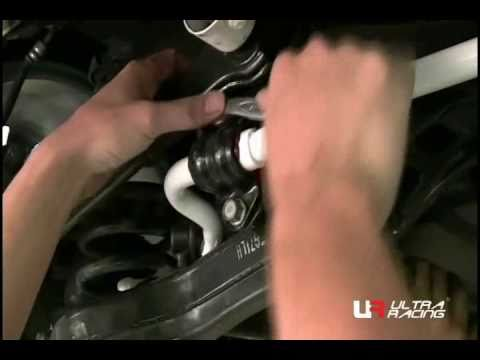 Hyundai Sonata 2011 Rear Anti Roll Bar Rear Sway Bar Youtube