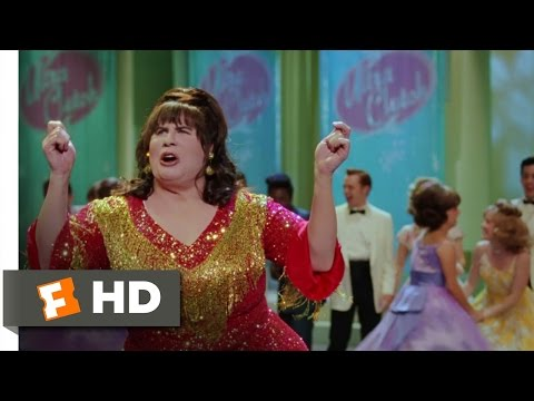 Hairspray Movie Clip - watch all clips http://j.mp/wusWPx Buy Movie: http://j.mp/u0KLlG click to subscribe http://j.mp/sNDUs5 Edna Turnblad (John Travolta) c...