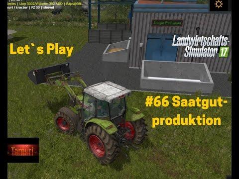LS17 Winterberg Tiere und mehr Let`s Play #66 Saatgutproduktion