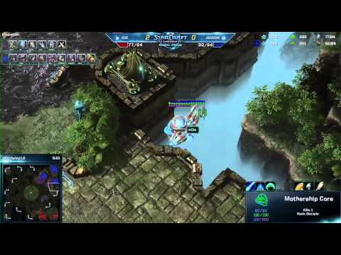 WCS Grand Final 2013 SOS vs JAEDONG
