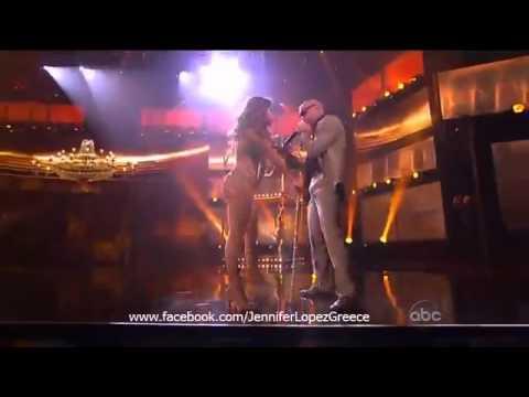 Jennifer Lopez - Medley (feat. Pitbull) Live at American Music Awards 2011 [HD] mp3 indir