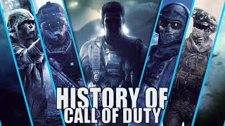 History of Call of Duty (2003-2016)