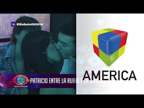 Luego de besarse en la fiesta, Ainelén habló de un interés de Patricio por ella