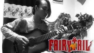 Fairy Tail Ed 24 Pierce By Empire Fingerstyle Guitar