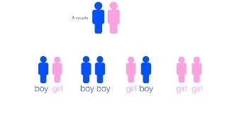 Boy Girl Conditional Probablity