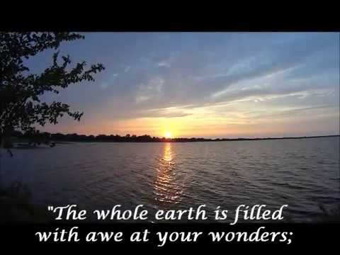 Bible Verses About Sunsets Bible Verse Music Video
