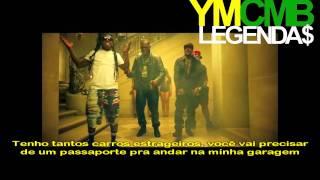 R. Kelly Video - Birdman Feat R. Kelly & Lil' Wayne - We Been On Legendado