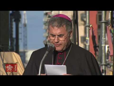 Papa Francesco - Palermo – Incontro con i Giovani