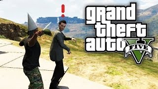 GTA 5 THUG LIFE #52 - BACKSTABBING BAD SPORT! (GTA V Online)