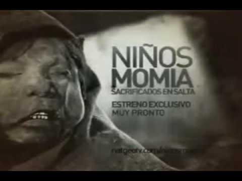 el tribuno Niños Momia