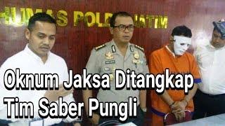 Jaksa Kejati Jatim dan 2 Anggota LSM Ditangkap Saber Pungli Polres Mojokerto