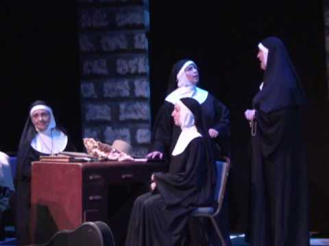 Encore Theatrical Company presents The Sound of Music at Walters State Community College.