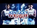 Kentucky Wildcats TV: Kentucky 58 Louisville 50