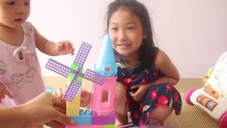 Puzzle Games, Chess, Cars ❤ Be Na & Be Mai Games for Kids ❤ Mina Big House