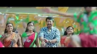 Pullikaran StaraaOfficial Teaser HD | Mammootty | Asha Sharath | Shyamdhar