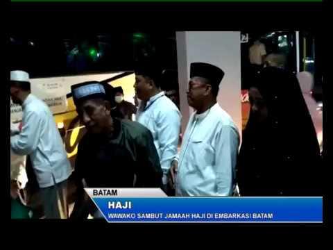 Gambar info haji embarkasi batam