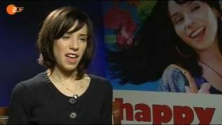 Great Interview w. Sally Hawkins - Happy-Go-Lucky (2008 Berlinale/zdf aspekte)