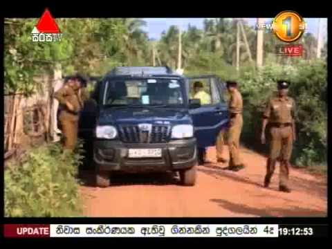 News 1st Prime time 7PM Sirasa TV 10th January 2015