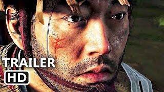GHOST OF TSUSHIMA Gameplay Trailer (NEW, E3 2018)