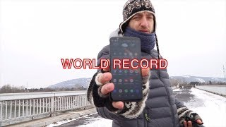 DJI MAVIC AIR #10 LONG RANGE WORLD RECORD 5070 METERS - 3.15 MILES