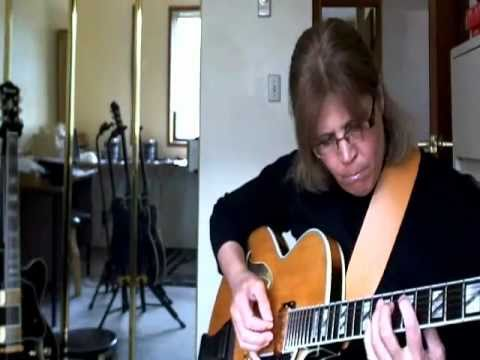 Dr. Durante - The Latest Robert Conti Jazz Guitar Student Success